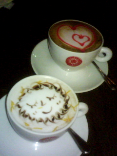 かわいいコーヒー